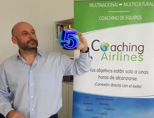 5 AÑOS PILOTANDO COACHING EN CONTINUO ASCENSO