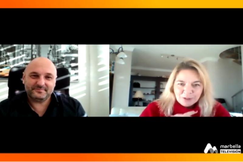 entrevista Coaching Airlines Radio Television Marbella
